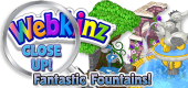 WEBKINZ CLOSE UP - Fountains1 - Featured