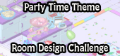 party time room design challenge