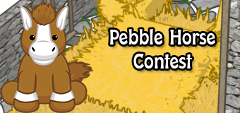 pebble horse contest
