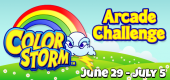 Color Storm Arcade Challenge FEATURE