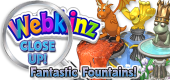 WEBKINZ CLOSE UP - Fountains2 - Featured