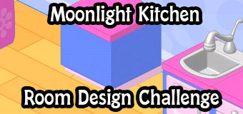 moonlight kitchen room design challenge