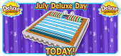 6_July Deluxe Days TODAY - Featured Image