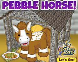 Pebble Horse - POTM