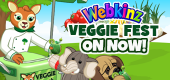 VEGGIE feature ON NOW