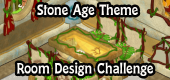 stone age theme room design challenge