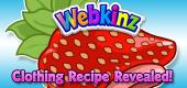 Clothing Recipe Revealed - Strawberry Hat -  Featured Image
