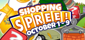 Shopping SPREE FEATURE NEW