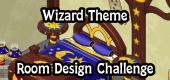 wizard theme room design challenge