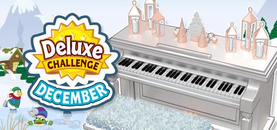 2020 December Deluxe Challenge Feature