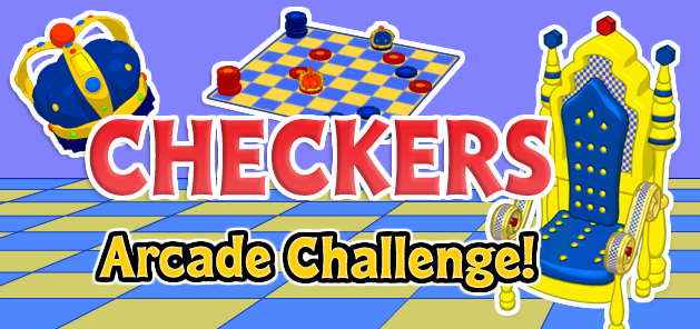 Checkers Arcade Challenge FEATURE 2020