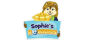 New Sophie's Rewards for 2021!