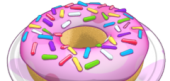 Polka Dot Donut