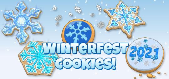 Winterfest Cookies - FEATURE