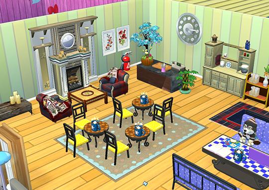 Steve's Room