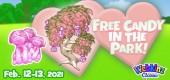 Pink_gummy_puppy_Tree_park_feature