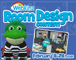 Webkinz Next Contest