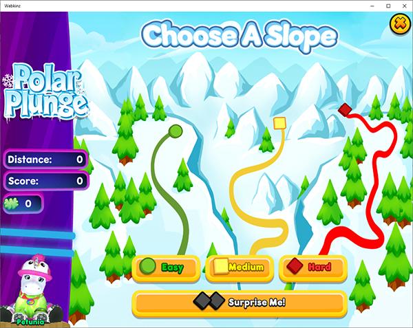 choose slope