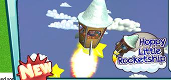 Play Hoppy Little Rocket on Webkinz Next!
