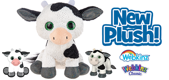 Mooove Over – Introducing a NEW Plush!