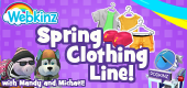 Podkinz Minis - Spring Clothing Line FEATURE