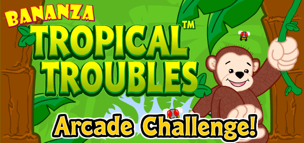 Tropical Troubles Arcade Challenge FEATURE