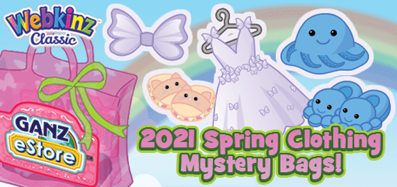 See what's inside the 2021 Spring Mystery Clothing Bag