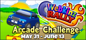 2021 Webkinz Rally FEATURE