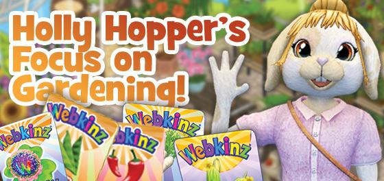Holly Hopper's Focus on Gardening!