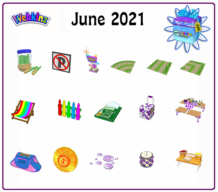 June Prizes