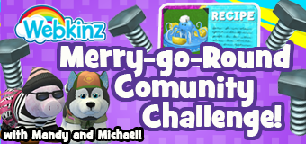 Podkinz Minis - Webkinz Next Community Challenge!