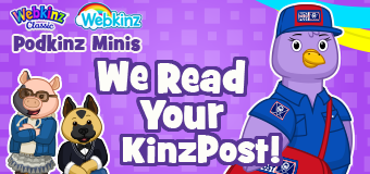 Podkinz Minis -We Read Your KinzPost 2 FEATURE