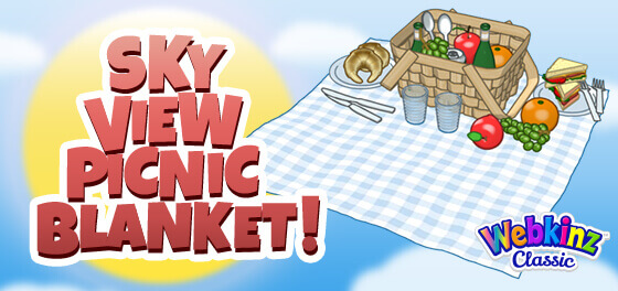 The Sky View Picnic Blanket is a Perfect Companion!