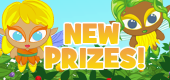 New Jumbleberry Prizes FEATURE NEW