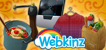 New Prizes on the Webkinz Next Wheel of WOW!