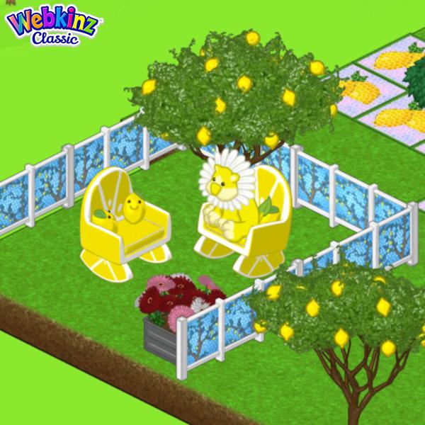 Lemon Drop Fence