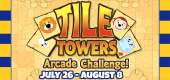 2021 Tile Towers Arcade Challenge FEATURE