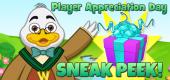 7 JULY Player Appreciation SNEAK PEEK - FEATURE