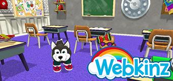 Back to School Event on Webkinz Next!