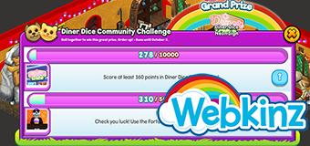 Diner Dice Community Challenge