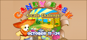 2021 Candy Bash Arcade Challenge FEATURE