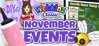 November Events FEATURE